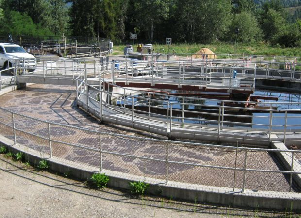 Waste Water Treatment Plant Modifications