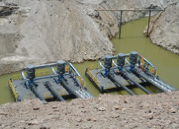 Tailings, Sand, and Return Water Systems
