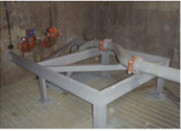 Perseverence Mine Paste Backfill System