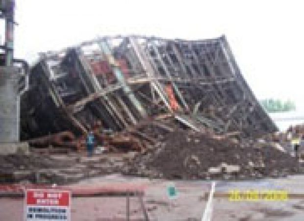 Engineering Assistance for Demolition